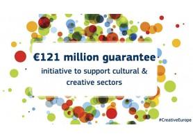 Il Fondo di Garanzia mira a rafforzare la capacità finanziaria e la competitività dei settori culturali e creativi
